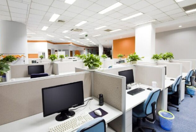 办公室照明设计