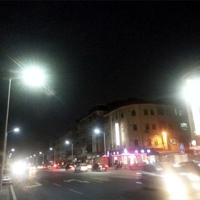 东莞市大朗路灯照明改造