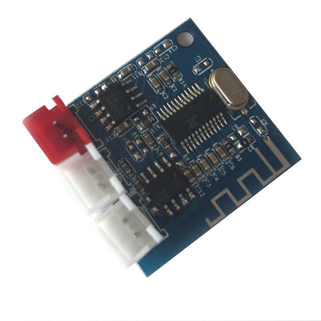 dc-5v 2x3w音频蓝牙电路板