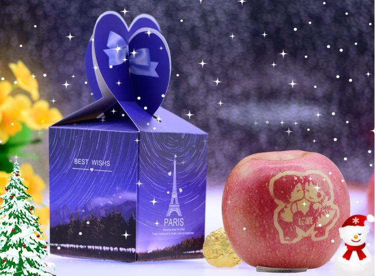 圣诞节苹果印字油墨