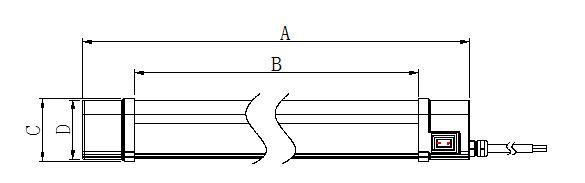 7、高防水级别,防湿防潮,所有接口均采用防水胶圈,防护等级ip65,防水胶圈在dc接头连接后形成防水功能。冷柜内部由于制冷过程中产生水雾,甚至结冰,而我们的LED冷柜灯在使用过程中具有防水的功能,使得LED的光衰以及寿命不会因受潮而受到影响,发光更亮、更加真实。