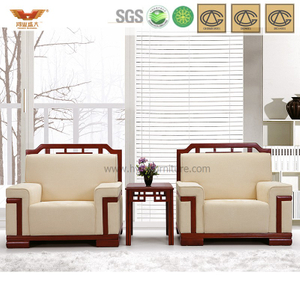 办公沙发 简约布艺单人接待沙发 现代时尚办公室接待布艺沙发 HY-S817