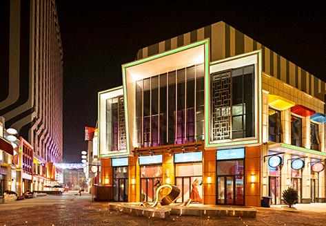 广场照明设计