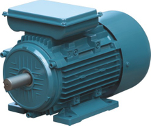 ML系列鋁殼-雙值電容-單相異步電動機