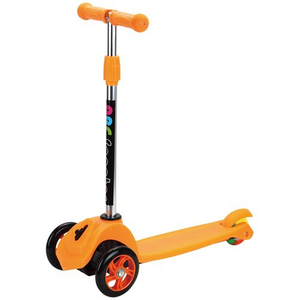 Tri-Wheel Adjustable Kick Scooter