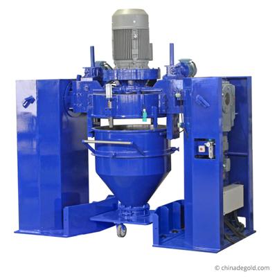 德高cm系列600l自动容积式粉体粉末混合机