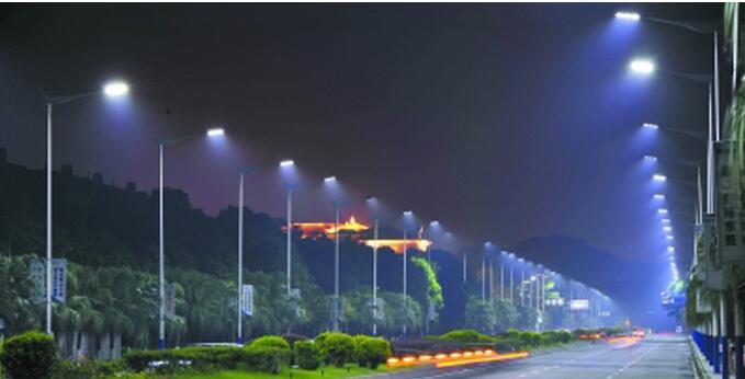 LED路灯照明改造