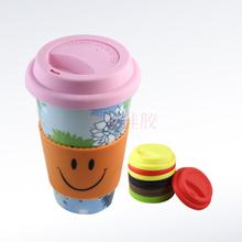 硅膠杯蓋,硅膠水杯蓋,食品級硅膠蓋批發