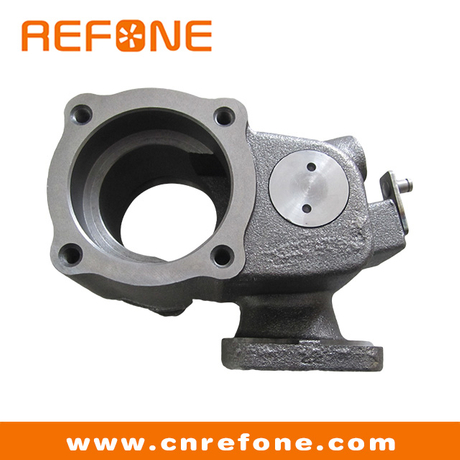 CZ C14-194 aftermarket quality turbine housing for Russia market