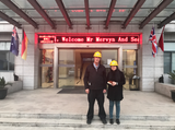 澳大利亚客户拜访恩派特中国