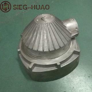 Aluminum Die Casting Lighting Cover