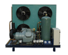 Single compressor condensing unit