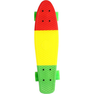 Pennyboard in in tricolour