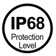 2005年1月,經上海儀器儀表自動化系統檢測所(SITIIAS)檢測,防護等級達到GB4208-1993《外殼防護等級》之IP68