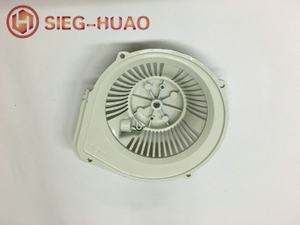 Magnesium Alloy Die Casting Powder Coated Cap for Lawn Mower