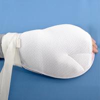 舒适开口型医用ICU多功能防拔管约束手套