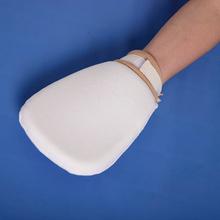 柔软封口型医用老年人防拔管约束手套