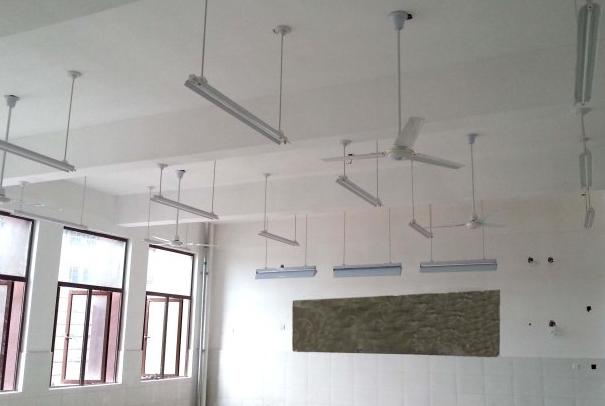 学校教室照明和黑板灯的照明设计