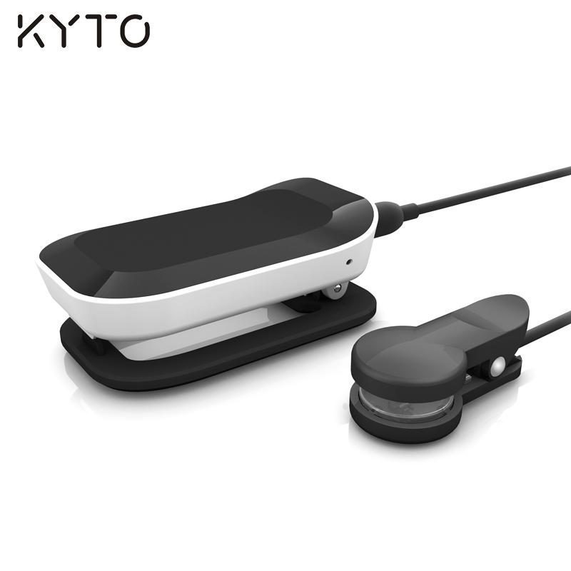 KYTO2935 耳夹式蓝牙手机心率计