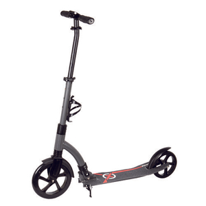 Adult Scooter with Front 230mm PU Wheel and Rear 180mm PU Wheel