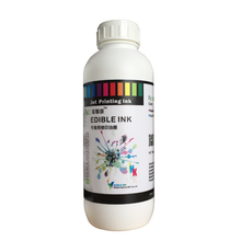 Edible Inkjet Printing Ink for Small Character