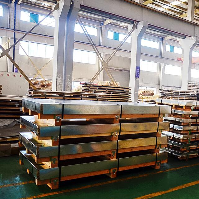 430不锈钢板 出口包装