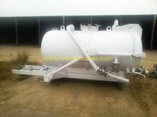 Vaccum Tank  body