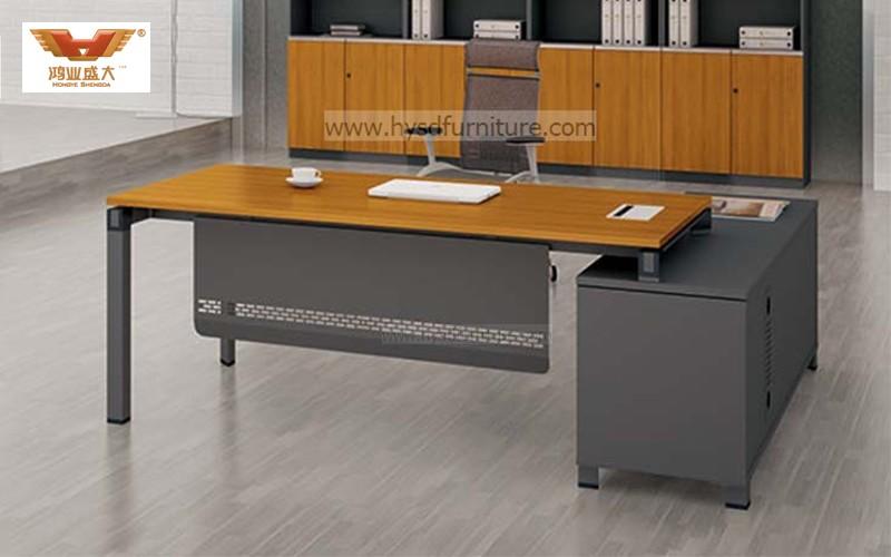 厂家直销 办公桌 现代时尚办公室大班台 H50-0103