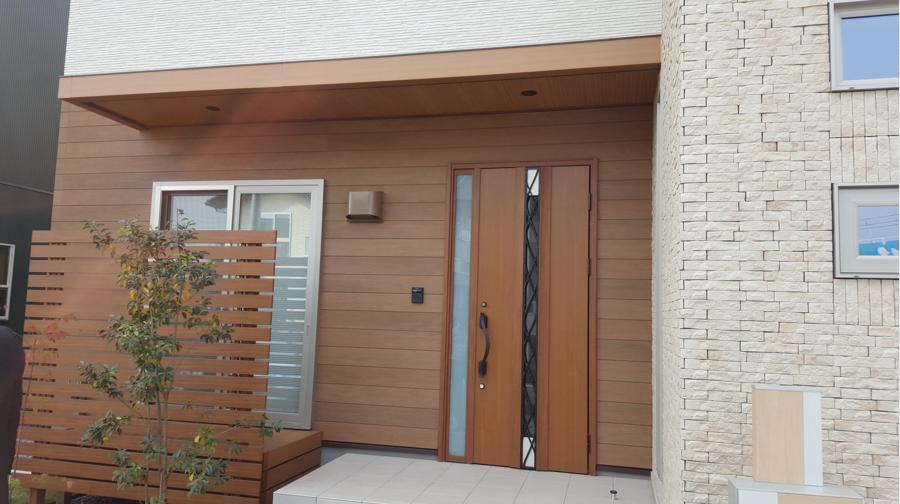 室外风口的装饰性及和墙体的匹配性都有一定要求