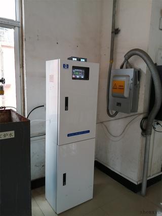 鍋爐磷酸根自動檢測加藥系統 專利號:202020535537.9
