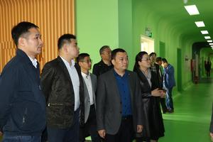 """江苏省""""智能制造装备升级改造对接服务行""""——走进共创"""