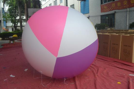 广告空飘气球