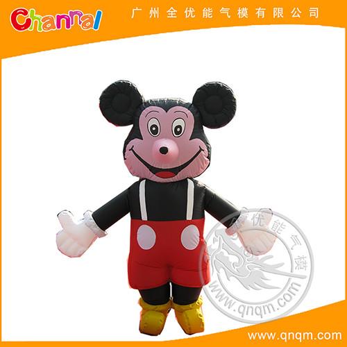 米奇老鼠充气模型