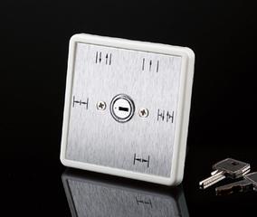 M-025五档钥匙开关