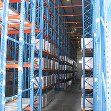 Gravity Flow Racking