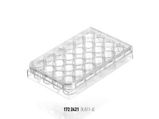 培養板 24孔 平底