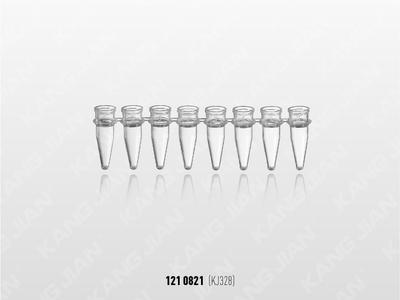 PCR-8联反应管