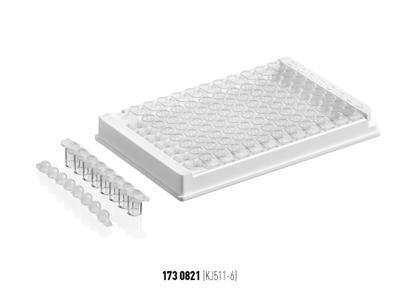 可拆式96孔酶标板
