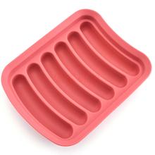 硅膠香腸盒子,硅膠烘焙模具,烘焙模具硅膠