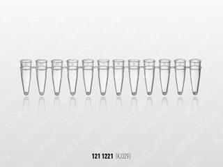 PCR-12联反应管