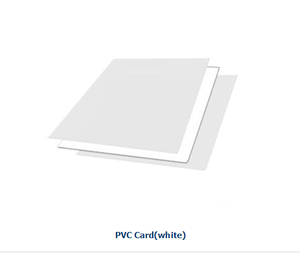 Non lamination sheet/Printable Inkjet PVC Sheets white 0.96mm