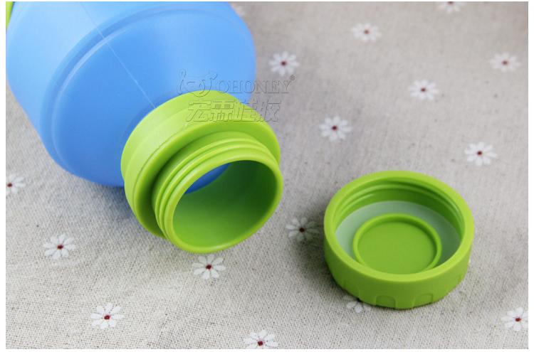 硅胶折叠水壶07