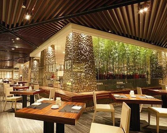 酒店餐厅照明设计