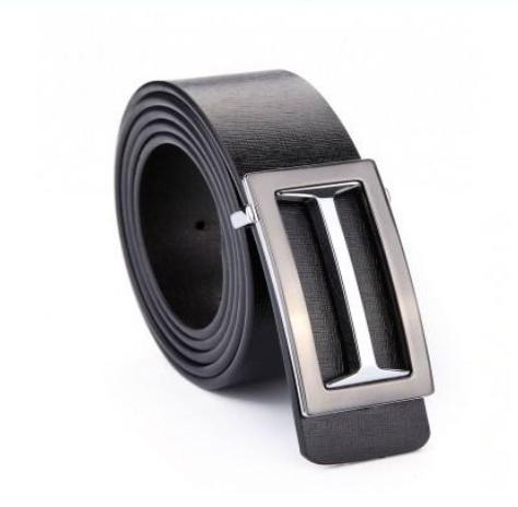 板式扣-男士腰带