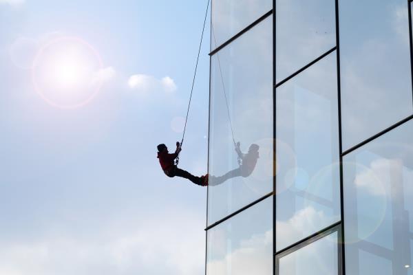 过胶织带, 织带包胶, 织带涂胶作用于高空作业吊绳