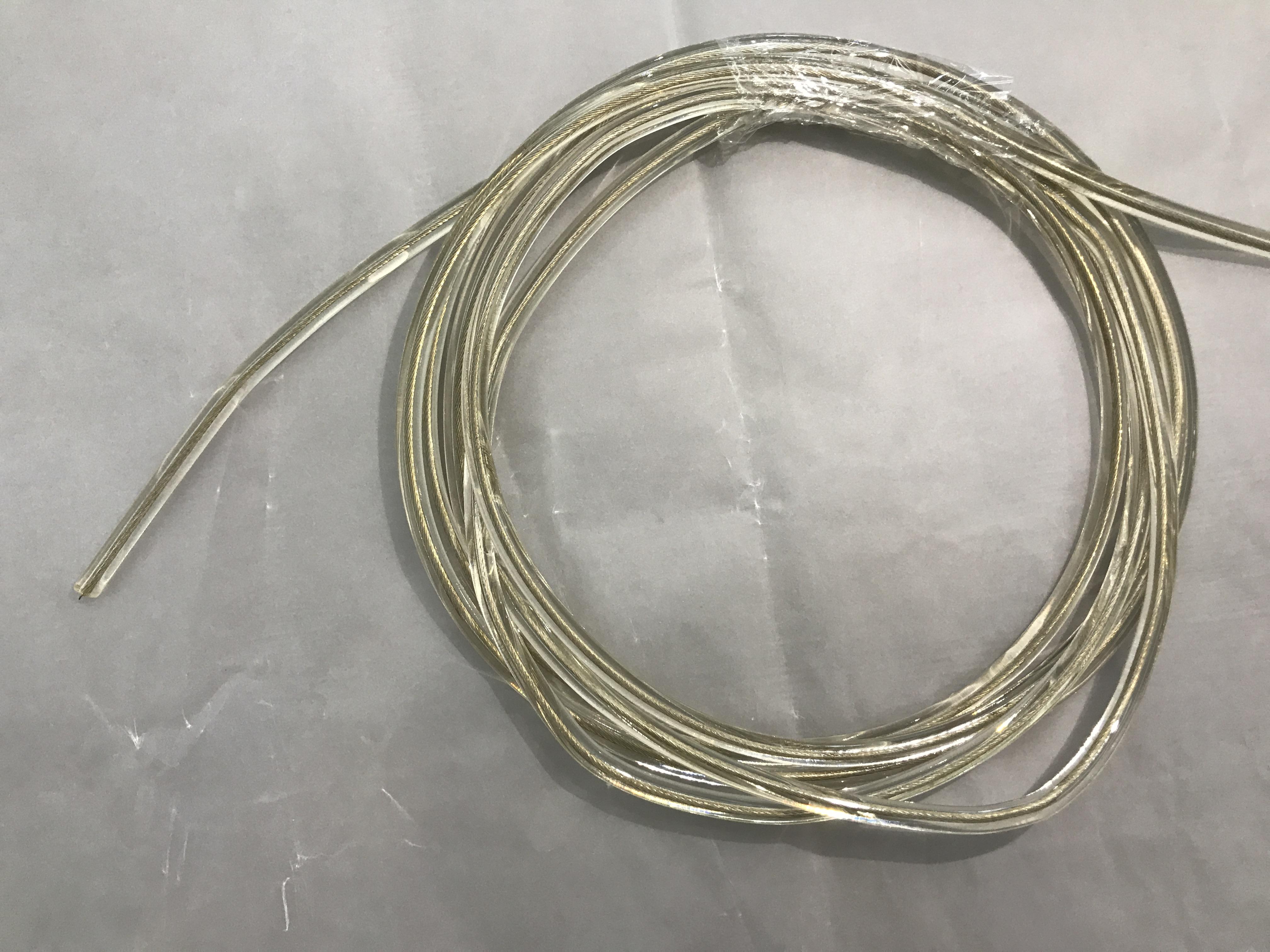 经过包胶的钢丝绳-百强橡塑