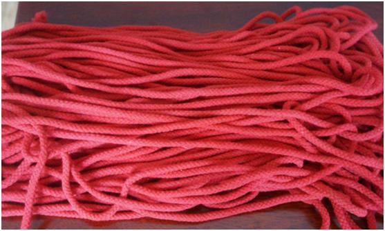 尼龙式圆绳