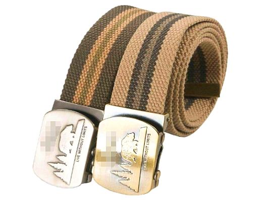 男士腰带,时尚腰带-织带样式
