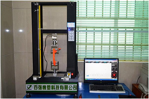 广东包胶织带-百强-拉力测试机