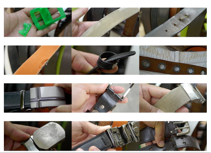 日常使用腰带真实发生的场景图-百强橡塑